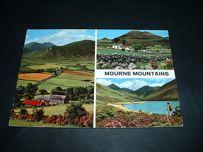NORTHERN IRELAND MOURNE MOUNTAINS Co DOWN