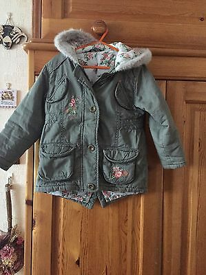 Girls Winter Anorak