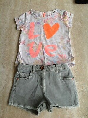Girls Next Summer Outfit 4 Years