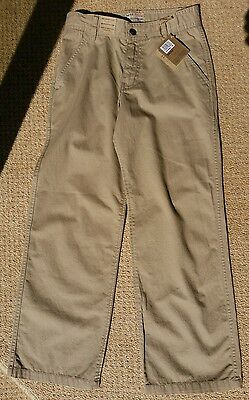 New With Tags  ' Timberland ' Boys Cotton Outdoor Trousers. Age 10. RRP £55.