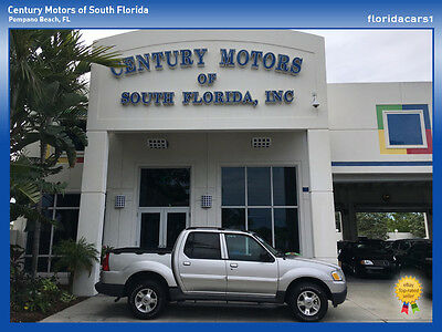2004 Ford Explorer Sport Trac XLT Sport Utility 4-Door 4.0 Liter V6 Engine 1 Owner Accident Free CPO Warranty