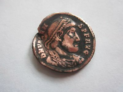 ROMAN COIN. (19mm), DETECTING FIND