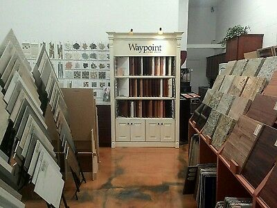 Cabinet and Flooring retail business for sale with contractor licensed.