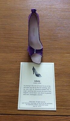Just The Right Shoe By Raine - Felicity (25193)
