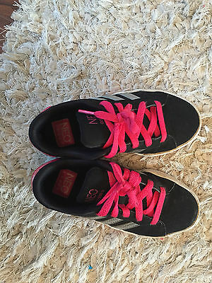Adidas Girls Trainers Size12