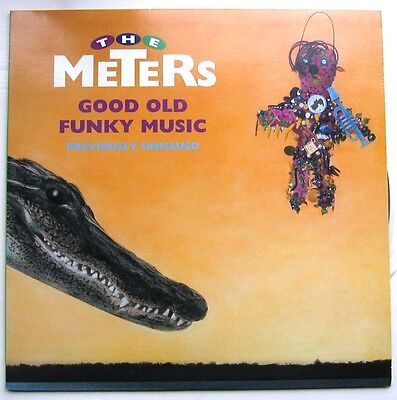 THE METERS / GOOD OLD FUNKY MUSIC [Rounder] LP