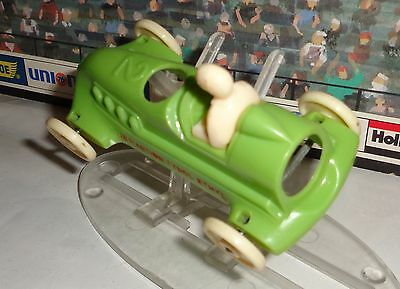 """FLYING """"A"""" JET ACTION TYDOL ETHYL Balloon Powered Plastic Car.FLYING """"A""""-1940's"""