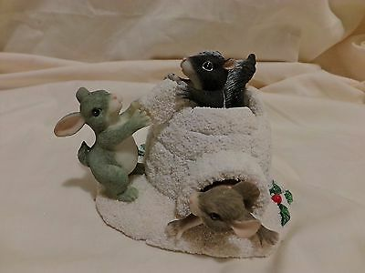 Charming Tails TEAM IGLOO 87623  CHRISTMAS SNOW WINTER DEAN GRIFF(67)