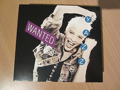 Yazz - Wanted - 3Cd Deluxe Edition 2016 -- Remixes & Maxis -- Neu --