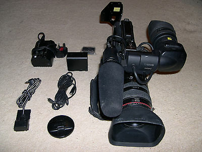 Canon XL-H1 3CCD pro HD Mini DV Camcorder 3-CCD Video Camera XLH1