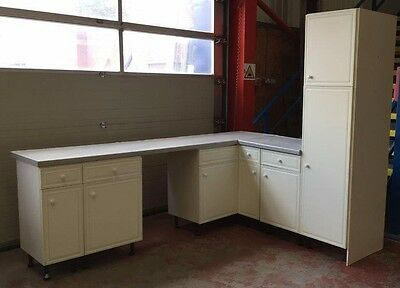 Kitchen Units And Work Tops