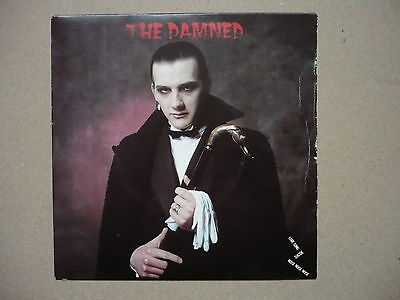 """The Damned """" Love Song"""" Vinyl 7"""" 1979 Punk"""