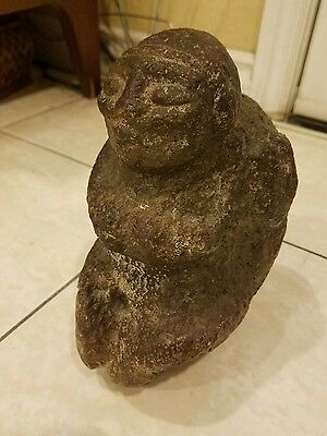 Pre Columbian Stone Carving *Incan or Chimu (Extremely Rare)