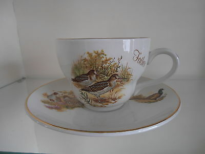 Large Vintage James Kent, 'Father' Cup and Saucer