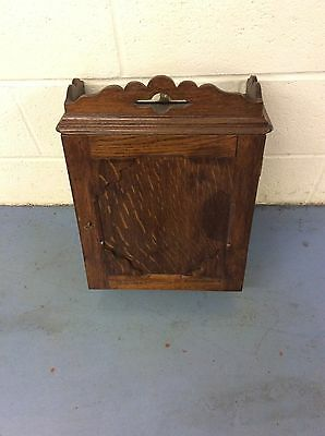 Wooden Pipe Vintage Cabinet Rack for Six Pipes