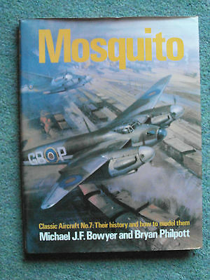 Mosquito (Classic aircraft 7) by Bowyer & Philpott