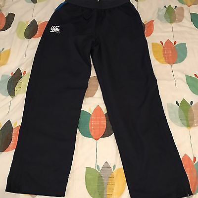 Canterbury Trousers. Adult Size L. Blue.