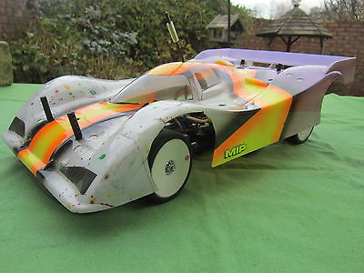 Tamiya F103 Gt With Upgrades And Spares