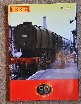 "Hornby ""OO"" Catologue 2004 - Celebrating 50 years"