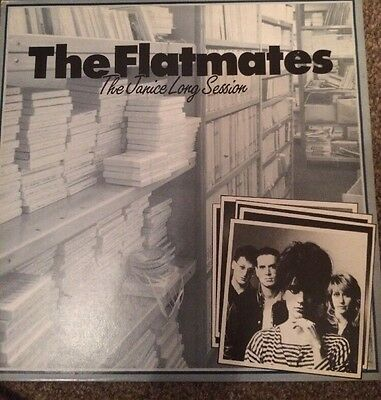 The flatmates ---The Janice long sessions