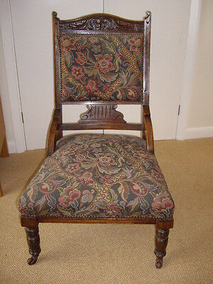 Antique Victorian / Edwardian Chair