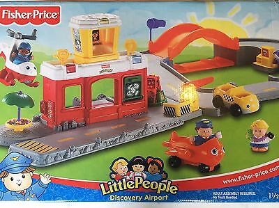 Fisher Price Little People - Discovery Airport. New In Box