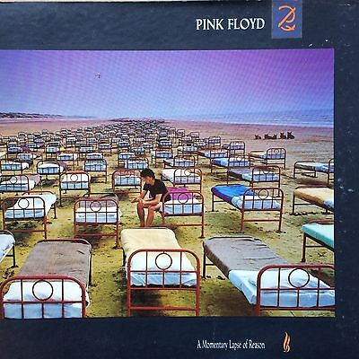 Pink Floyd A Momentary Lapse of Reason UK 1st Press LP