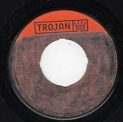""""""" THE SOUND OF MUSIC. """" the tree tops. TROJAN 7in 1967."""