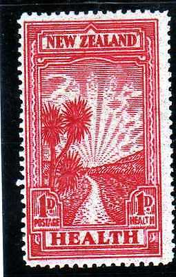 NEW ZEALAND 1933 Health stamp SG553 fine mint/fineMH as scan