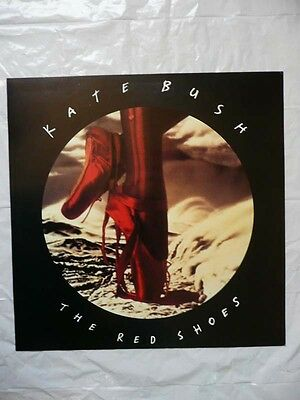 Kate Bush The Red Shoes In Store Promo Cover Display