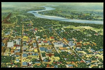 Business Section - Albequerque, Nm Postcard
