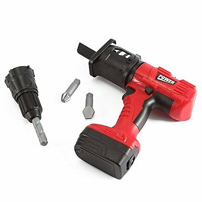 Power Tools Deluxe Toy Drill Set
