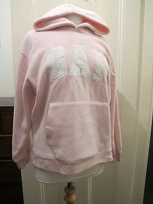 Gap Kids Pink  Hooded Fleecy Top XL See measurements