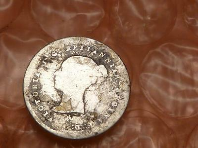 1838 Great Britain Twopence Silver #2