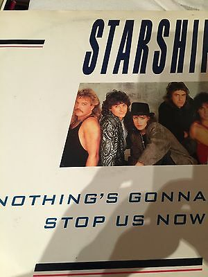 Starship Nothing Gonna Stop Us Now