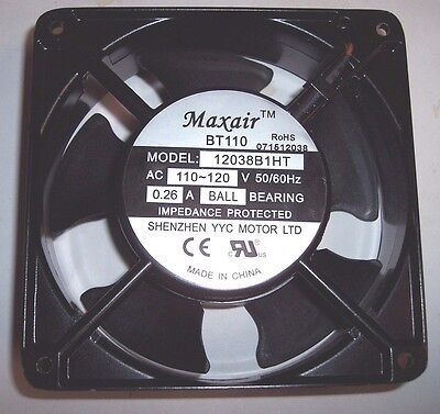 New Cooling Fan Middleby Marshall Replaces 27392-0002 Axial X-Fan 115V