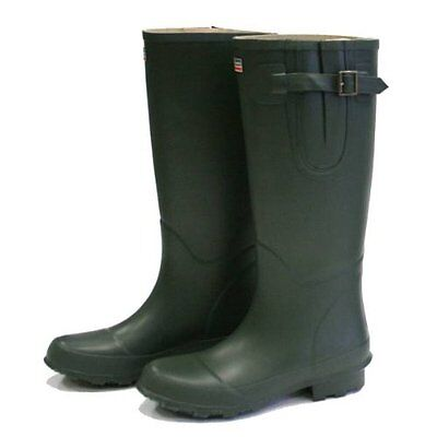 Town & Country Size 8 Bosworth Wellington Boots - Green