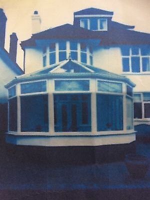 UPVC Conservatory, includes heat reflective ceiling glass
