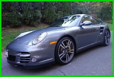 2012 Porsche 911 Turbo S 2012 Turbo S Used Certified Turbo 3.8L H6 24V Automatic AWD Coupe Premium Bose