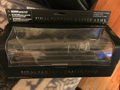 Final Fantasy VIII Master Arms SQUALL'S GUNBLADE MISB Square Enix Products