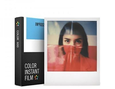 Polaroid Colour Film For 600 - Impossible Twin Pack  - 100% Australian Stock