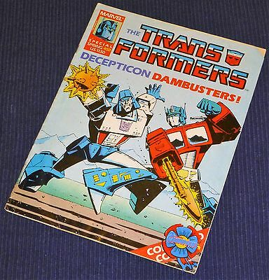 Transformers - Collected Comics 5 - Uk - Used