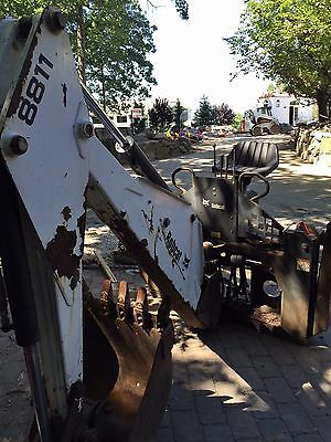 Bobcat 8811 Backhoe Attachment Bucket. Hardly Used. Private Owner.