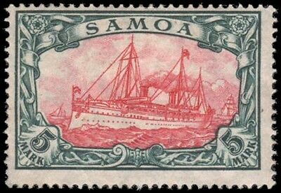 Samoa #73 MLH German Protectorate