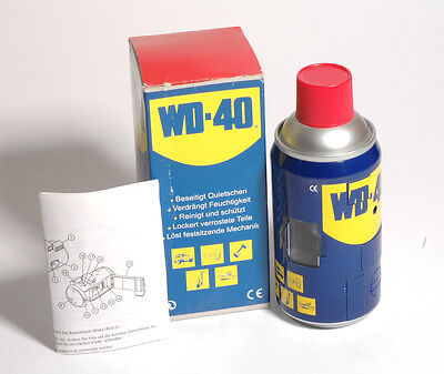 Novelty Can Camera (WD-40 OIL Shape-35mm)-NICE/WORKS-HARD TO FIND!!!