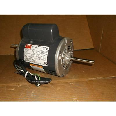 Dayton 1/2Hp Dtrect Drive Ventilator Blower Motor 115/230/60/1 Rpm:1725/1-Speed