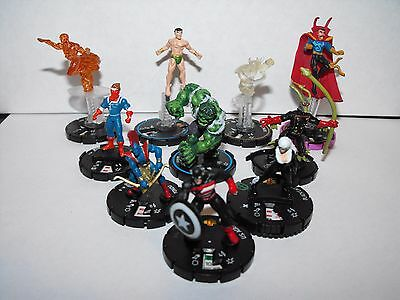 Marvel Heroclix Defenders Team With Skymax Le