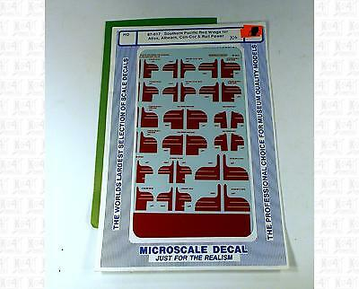 Microscale HO Decals Southern Pacific SP Diesel (1958-1996) 87-617