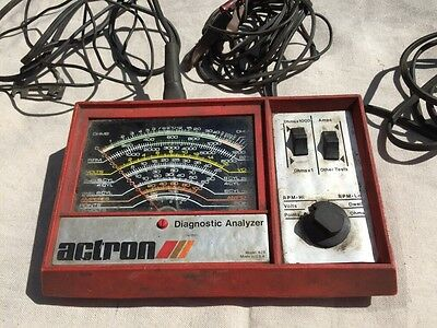 Actron Inductive Automotive Diagnostic Analyzer Model 628