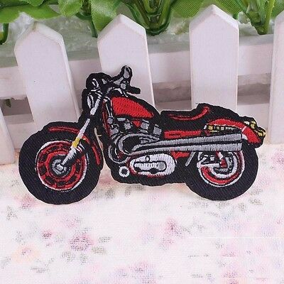 Rare XR 1000 Ironhead Motorcycle Embroidered Patch NEW